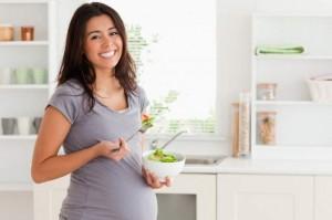 Mangiare sano durante la gravidanza