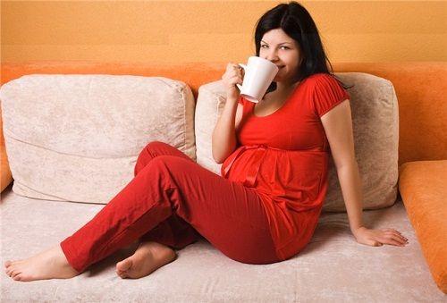 bere caffè incinta