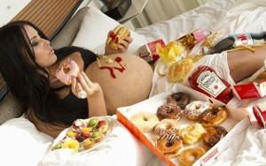 gravidanza cibo spazzatura